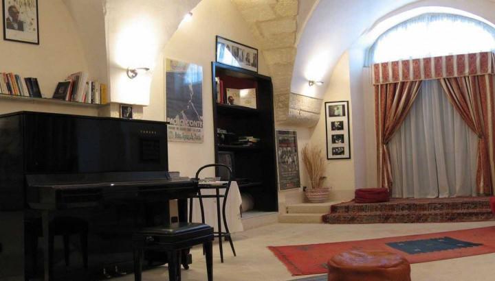 Sala Lettura Nostra Signora dei Turchi