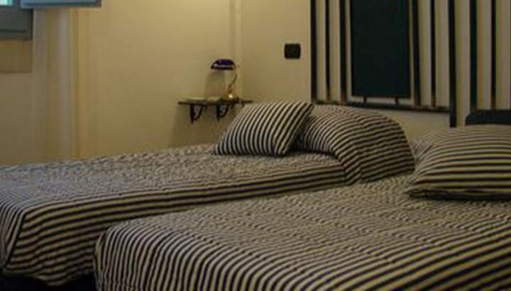 Camera da Letto Chet Baker e Michel Petrucciani